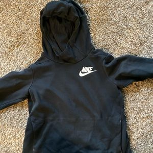 Nike funnel neck fleece